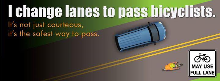 Change Lanes to Pass