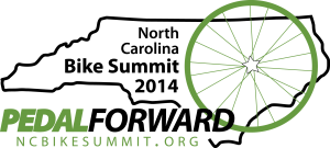 NC Bike Summit 2014 logo