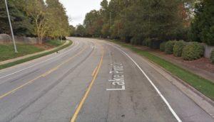 Lake Pine Bike Lane