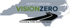 NC Vision Zero emblem