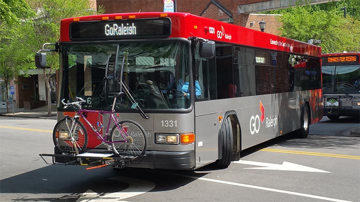 Getting Around Raleigh Without A Car