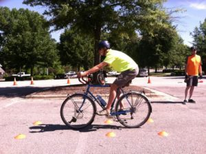 October 9 Traffic Bicycling for Transportation Professionals Class