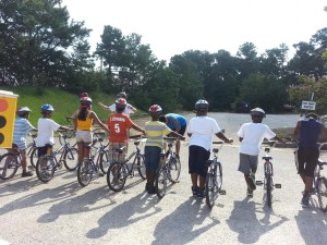 Southeast Raleigh Assembly Bicycle Education Clinic