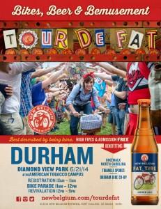 2014 Tour de Fat Durham