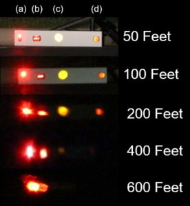 The Case for Requiring Rear Lighting at Night