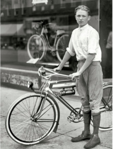 Historical Basis of Road Rights for Pedestrians and Bicyclists