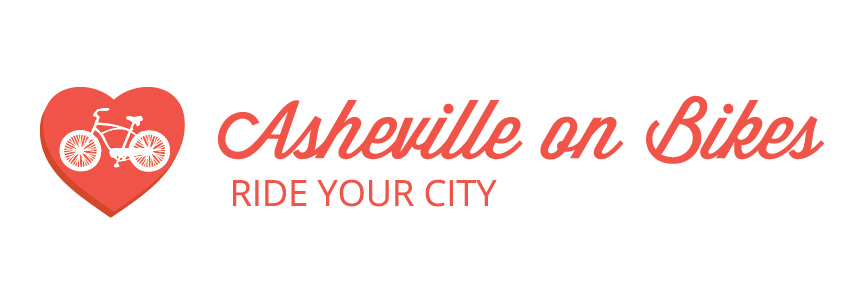 Asheville on Bikes logo