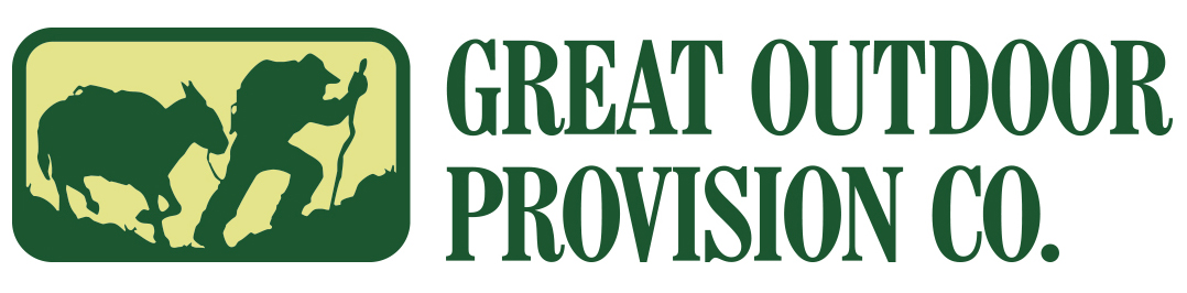 Great Outdoor provision Co logo
