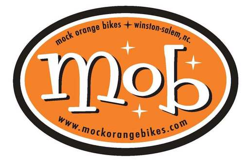 Mock Orange Bikes logo