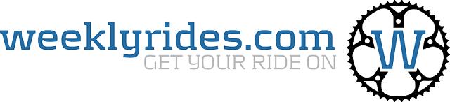 Weekly Rides logo